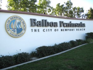 Balboa Peninsula Newport Beach