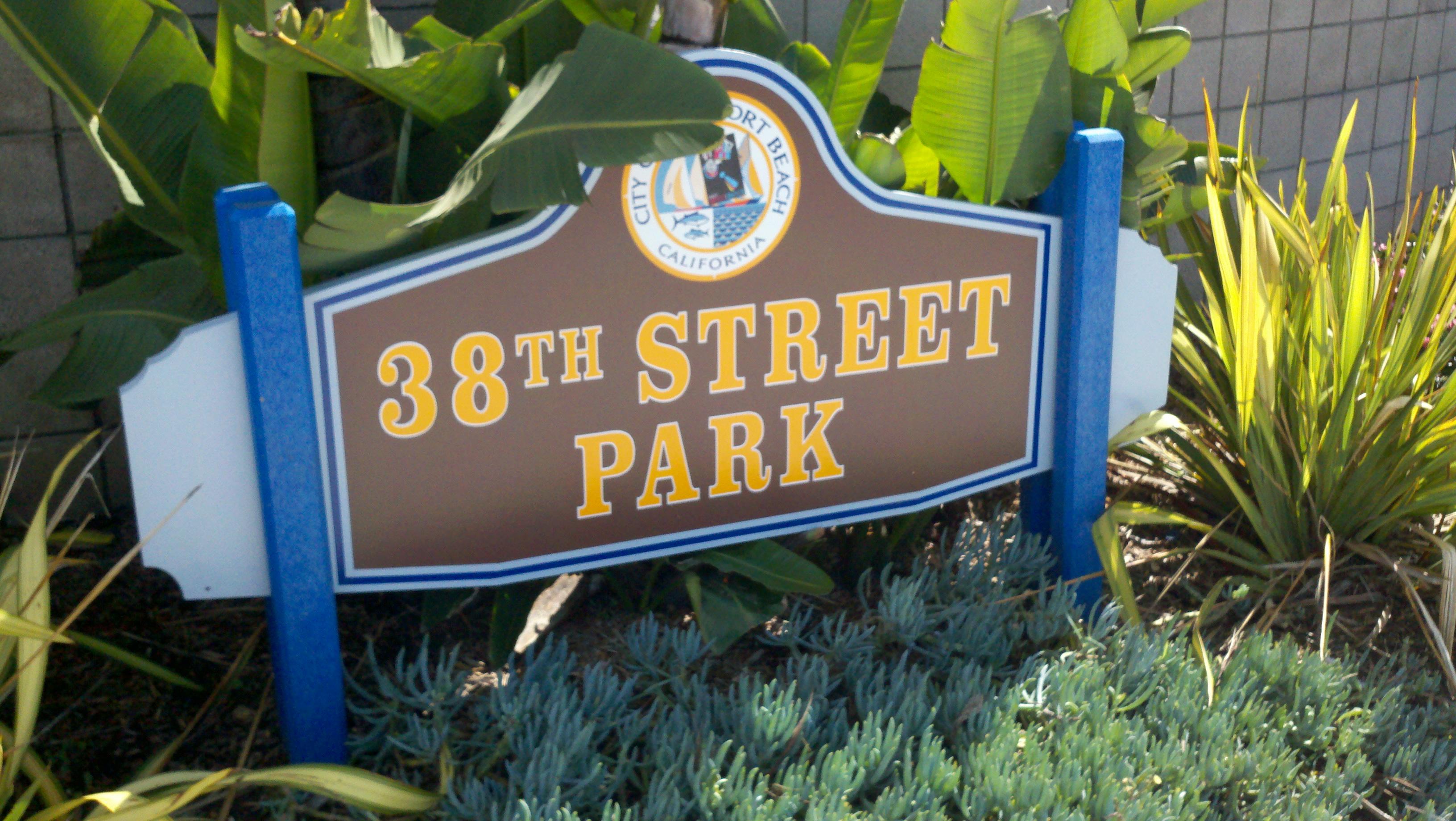 38th street park