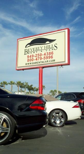 Rent a Ferrari Beverly Hills Rentals