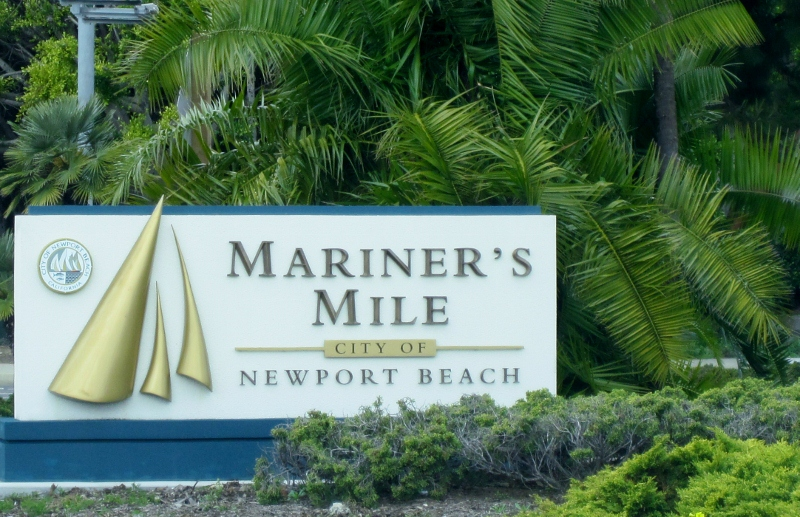 mariner's mile