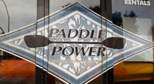 paddle power