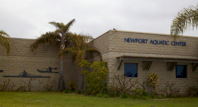 newport aquatic center