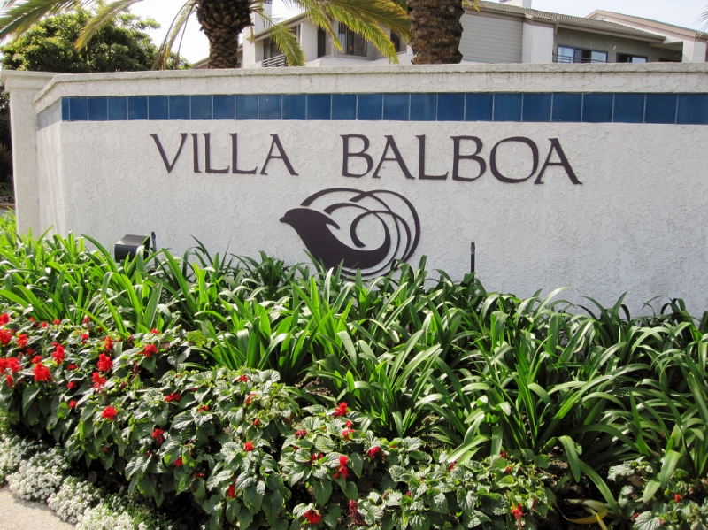 Villa Balboa Newport Beach homes