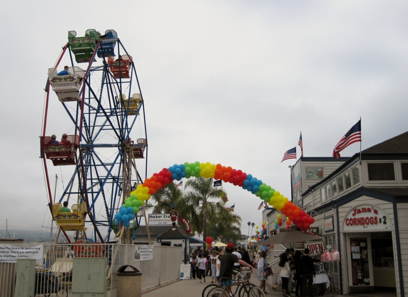 Balboa Fun Zone 75th Anniversary Celebration