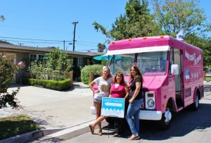 Ice Cream Truck Open House